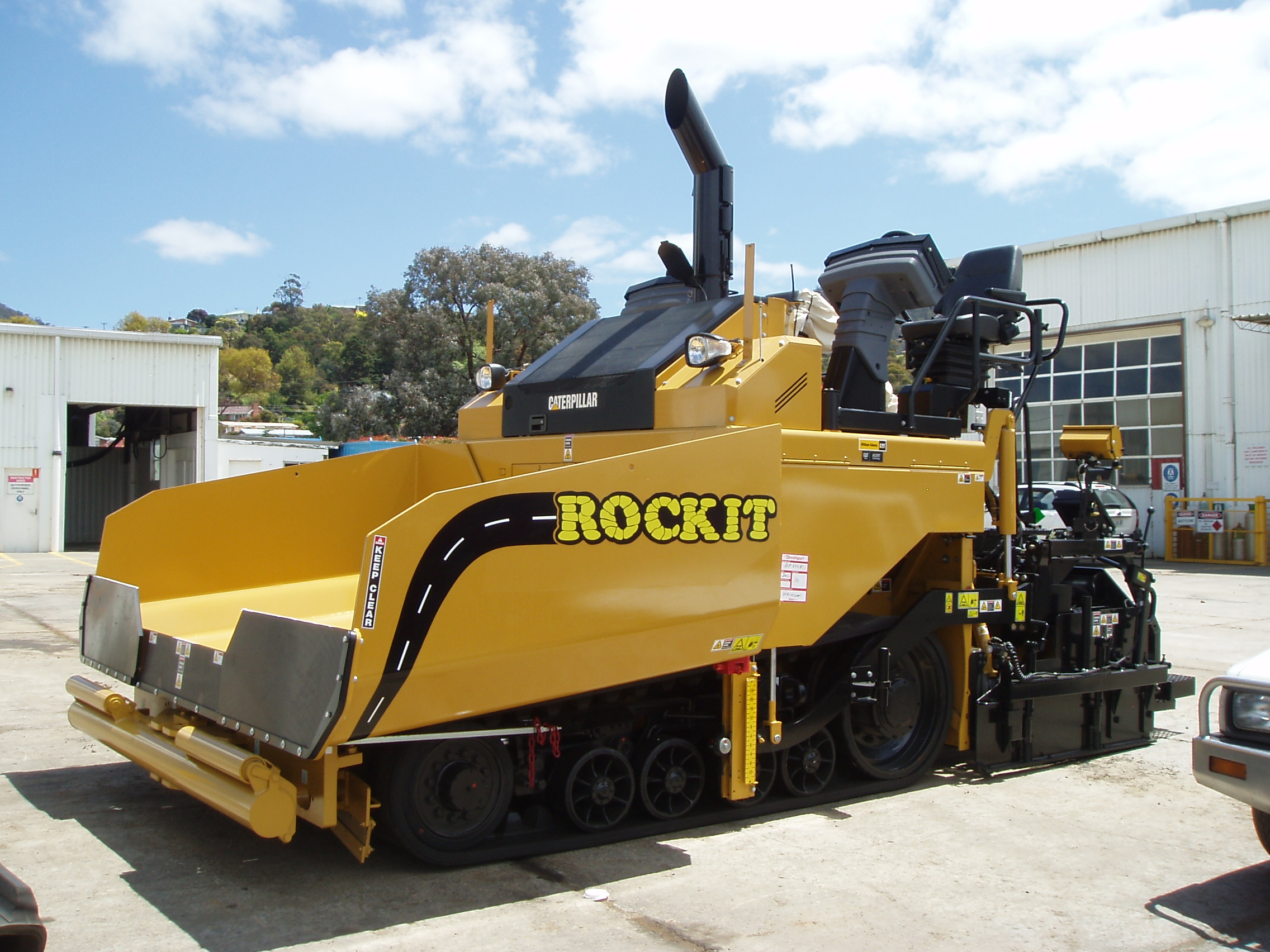 Rockit Asphalting